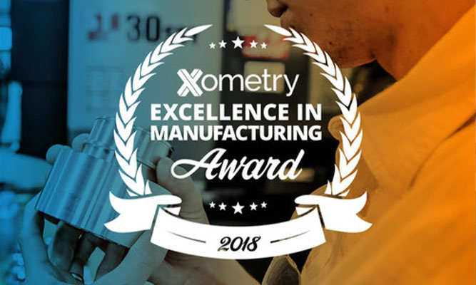 Award winning CNC machine shop