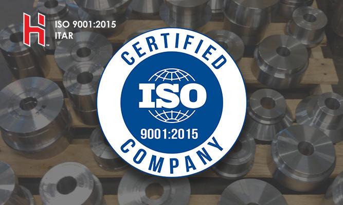 ISO Certified Machine Shop