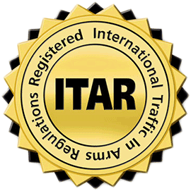 ITAR Registered machine shop
