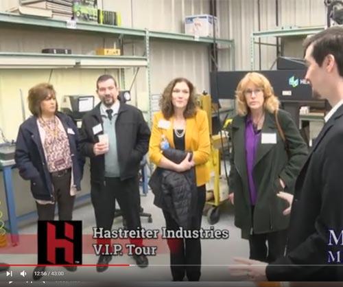 Machine Shop tour - Hastreiter